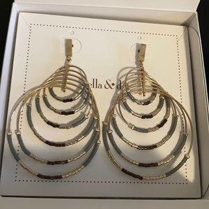 Special.  Stella&dot Earrings.